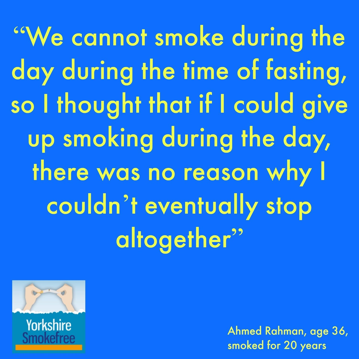 stop smoking for ramadan