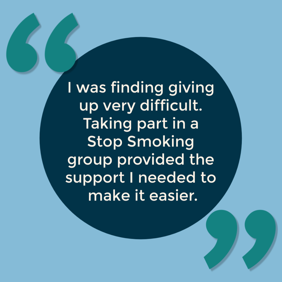 stop smoking group yorkshire